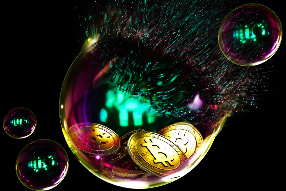 Crypto Cost Crash Just Like Dot-Com Bubble, which's not a Bad Thing