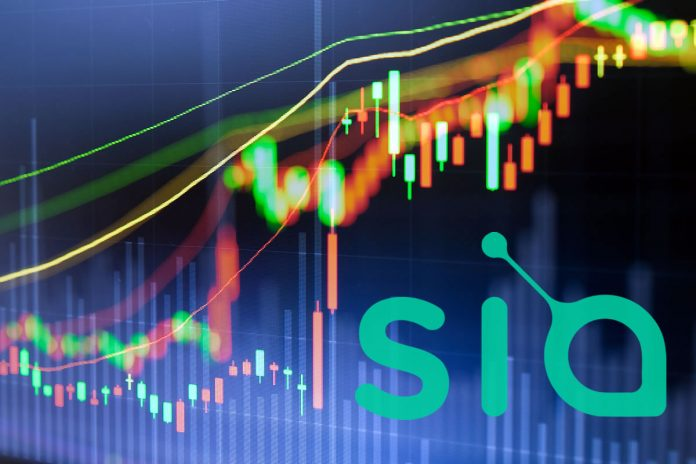 Cryptocurrency Market Update: Siacoin Leading Monday Momentum