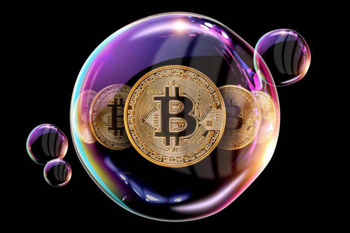 The Crypto Bubble Hasn't Ruptured, It Hasn't Even Begun Yet