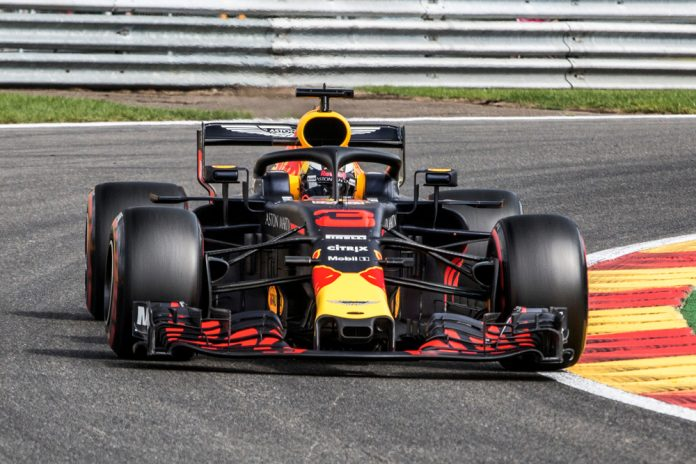 Red Bull Announces World's First Solution 1 Cryptocurrency Sponsorship Offer