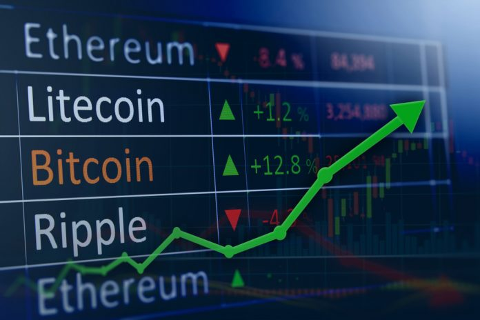 Crypto Booming Market Incoming? Leading 100 Coins See Huge Gains