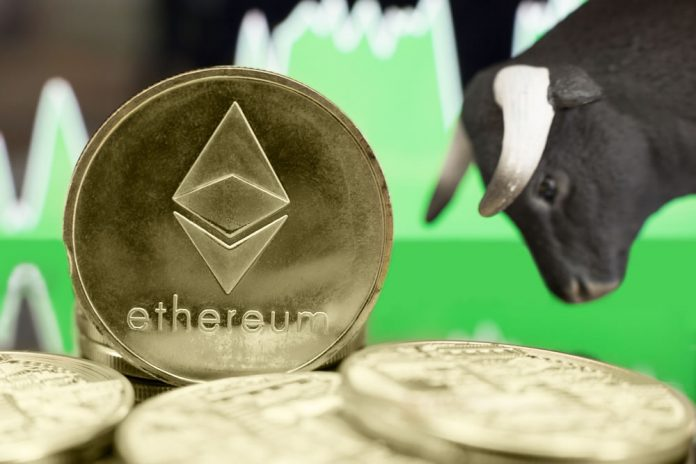 Expert: Ethereum (ETH) Likely to Rise Towards 200 as Entire Crypto Markets Pump