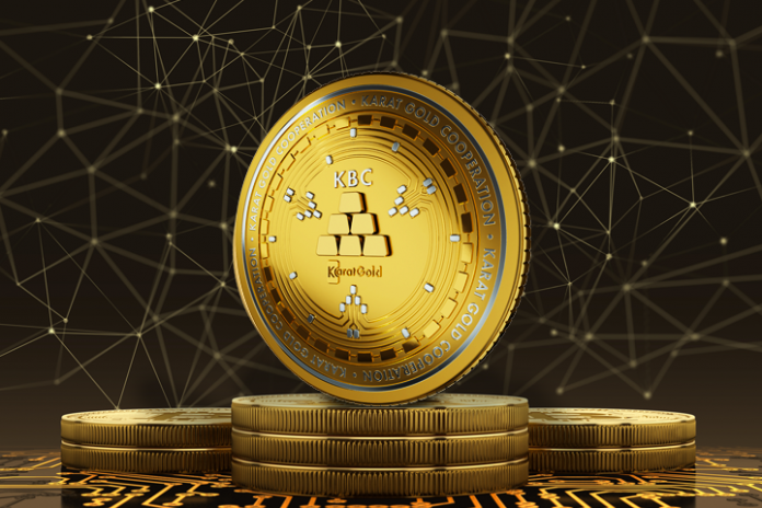 KaratGold Coin's (KBC) Blockchain-Based Mobile Phone and Software Application for Online Vendors Modifications the Idea of Crypto Payments