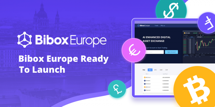 Bibox Europe Authorities Introduce on Track, Raises Equity Financial Investment from an International Leading-10 Bank