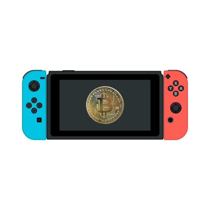 Smart Crypto Hacker Runs Bitcoin Core on Nintendo Change