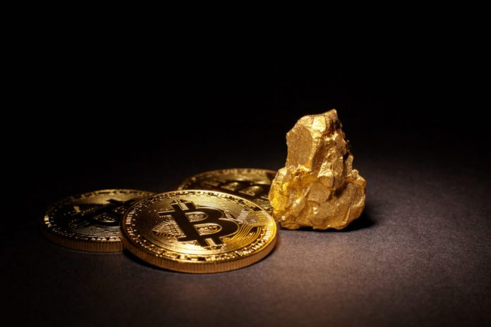 Gold Increases as Bitcoin Rate Plummets, Which Wins Fight for Economic Hedge?