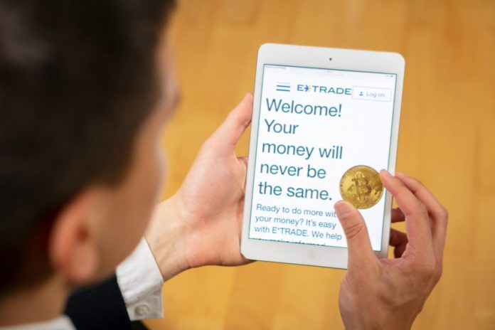 $346 Billion Giant E * Trade Begins Marketing to Crypto Traders, Bitcoin Trading Desk Imminent?