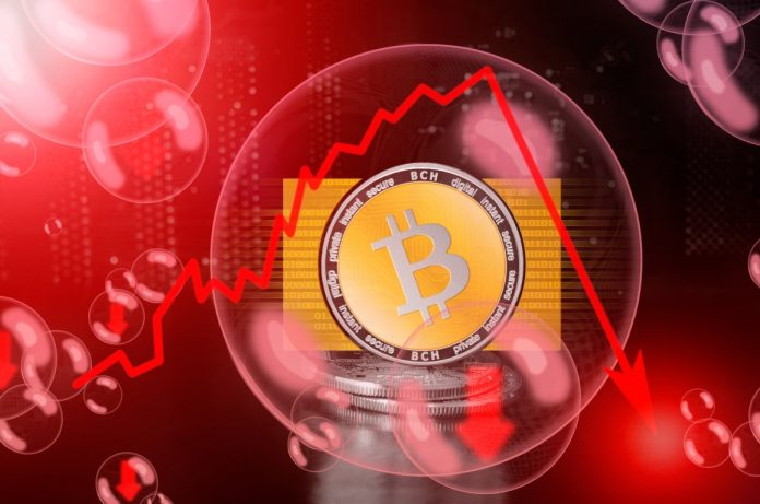 Bitcoin Cost Dives 10%: Bears Seem To Objective $9,200