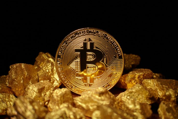Bitcoin Still in Booming Market Area as Gold Plummets; Will Growing Economic Stability Slow BTC?