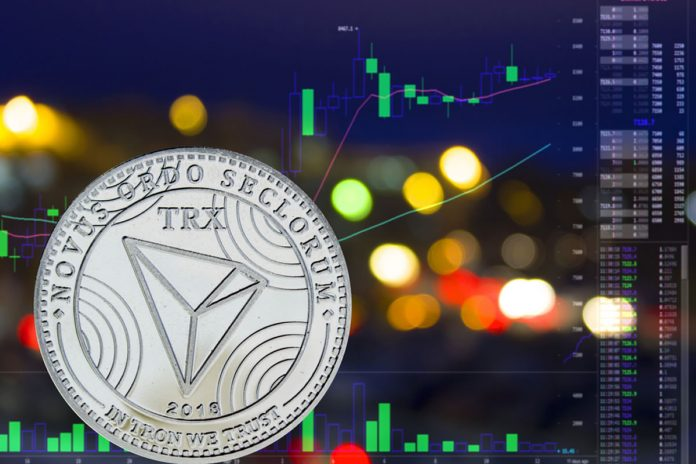 Tron (TRX) and BTT Spike 10% on BitTorrent Speed Introduce Day