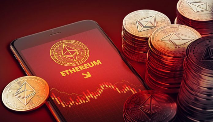 Ethereum Rate (ETH) Dives Listed Below $200 & & BTC Down 15%