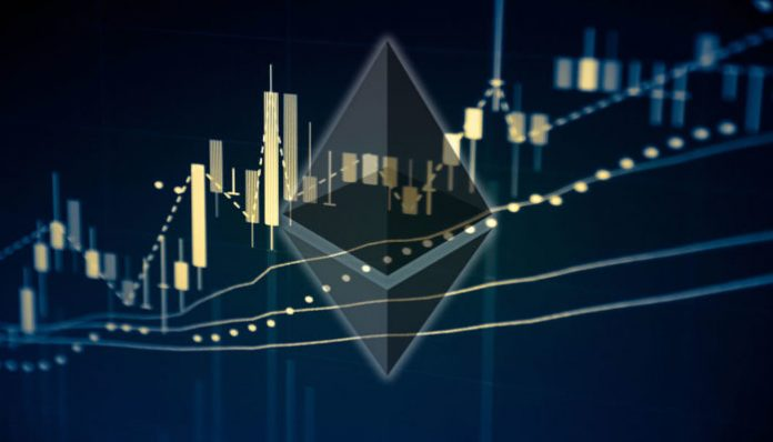 Ethereum (ETH) in Free Fall, Down 34% Following Bitcoin Money Concept