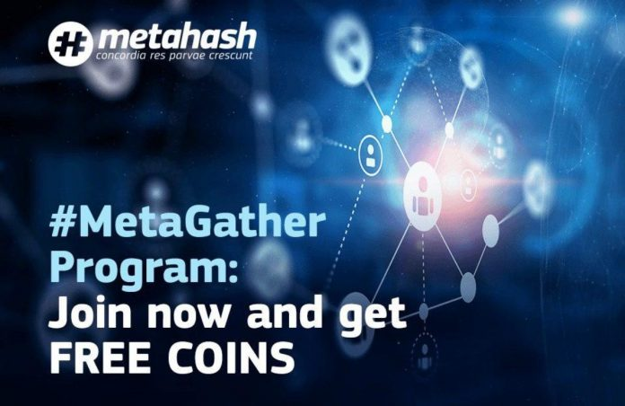 #MetaGather Program Begins Free Orientation with Blockchain Project