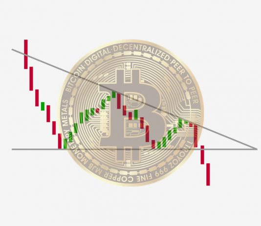 Bitcoin Rate Forming Descending Triangle, Market Revealing Intake of Need