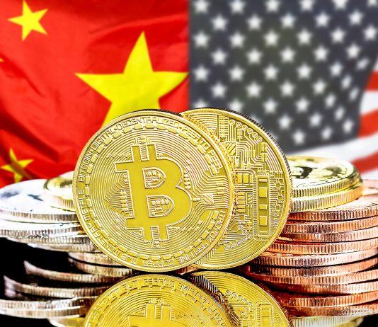 Bitcoin Gains as Trump Threatens $300 B Tariffs on Chinese Product