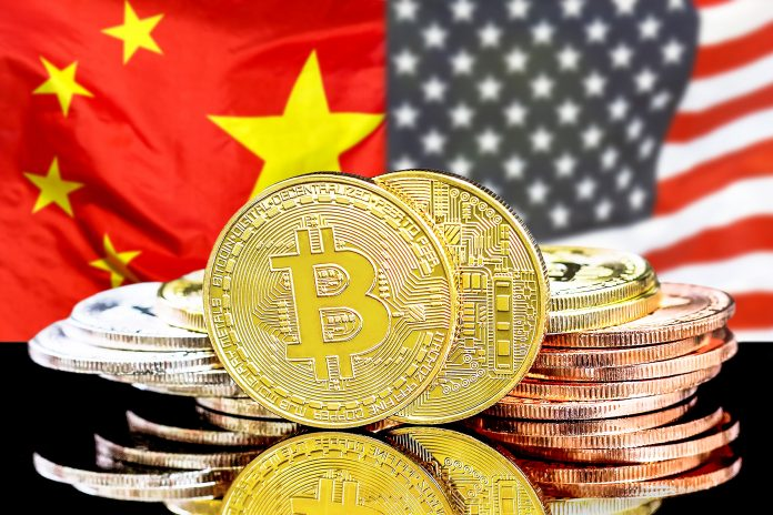 Bitcoin Gains as Trump Threatens $300 B Tariffs on Chinese Product