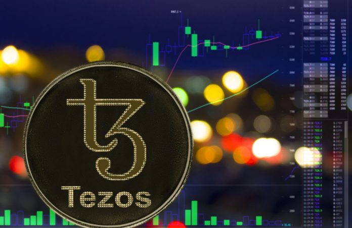 Tezos Beats Bitcoin in Newest Rate Rally, Up 44% Today
