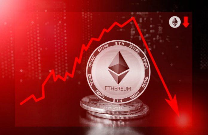 Ethereum Dives Towards $200 as Belief Surrounding ETH Grows Unfavorable
