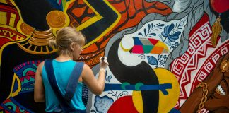 Popular Bitcoin Artist Motivates Venezuelan Artists Spread Out the BTC Word