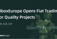 BiboxEurope Announces Yet Another Advancement– Fiat Trading for Quality Projects