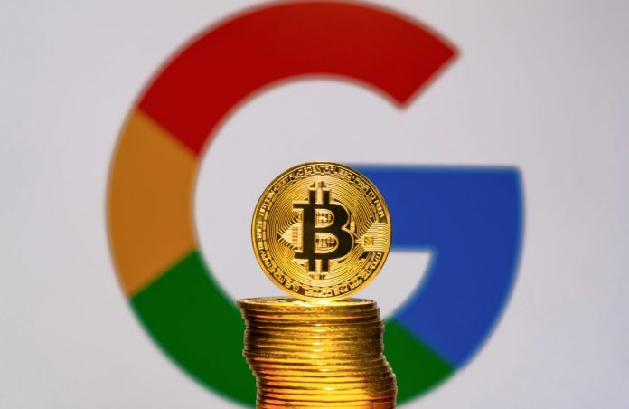 Bitcoin Trending On Google Beside Call of Responsibility, Kanye West, and Rudy Giuliani