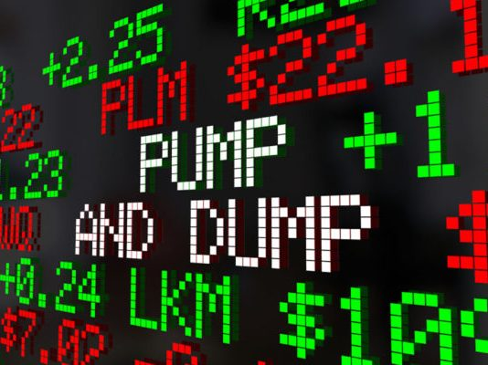 Was The Bitcoin Pump and Discard More Market Control?