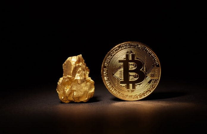 Gold and Bitcoin Have Actually Been Fluctuating In Tandem: Here's Why