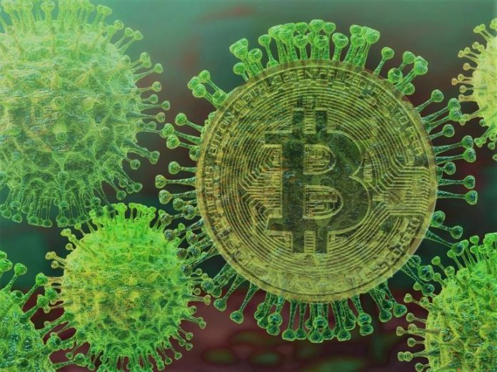 Bitcoin rate struck by remarkable worth changes amidst coronavirus panic purchasing and offering