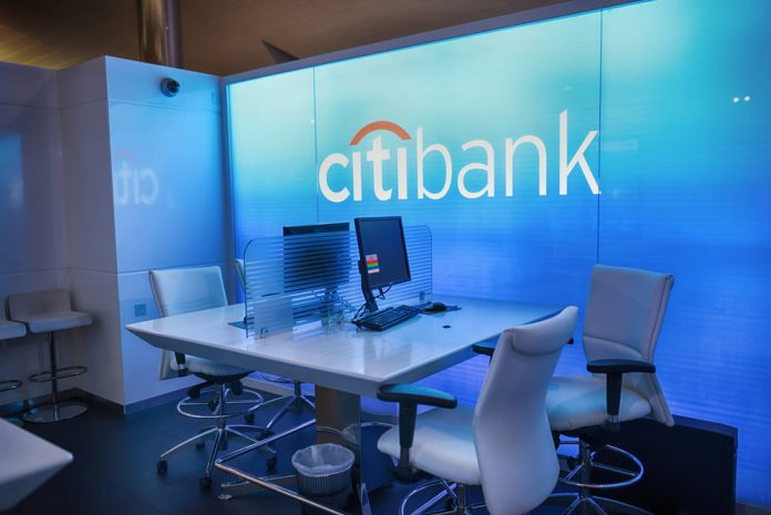 Bitcoin Chart Presumably Connected to Citibank Projects Rate at $120 K
