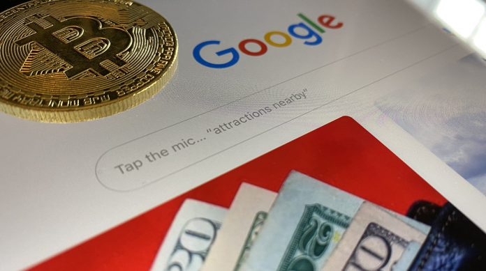 Crypto Is Up Over 80% in 2020– and Google Users Are Taking Notification
