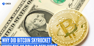 Why Did Bitcoin Skyrocket When the United States Dollar Declined?