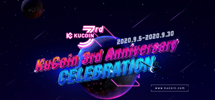 KuCoin Commemorates 3rd Anniversary with New Spotlight, KuChain Updates and Porsche 911 Free Gift