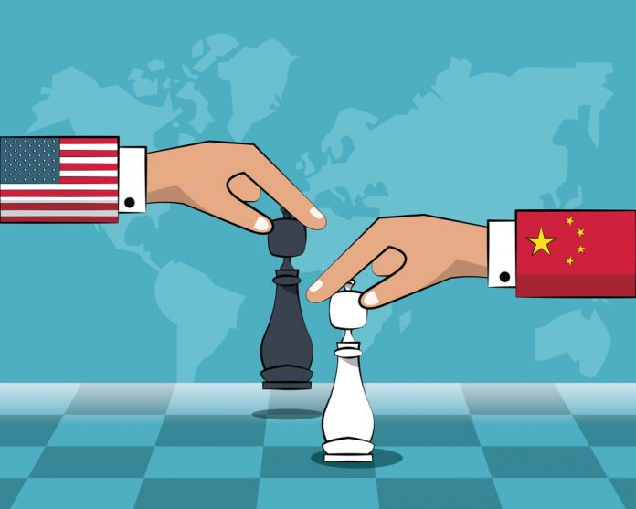 Blockchain Fight With China Occurs With New United States Congress Costs Proposition