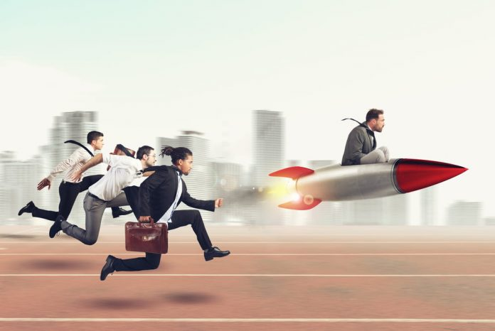 Grayscale CEO Quips About Bitcoin Purchasing Race With MicroStrategy