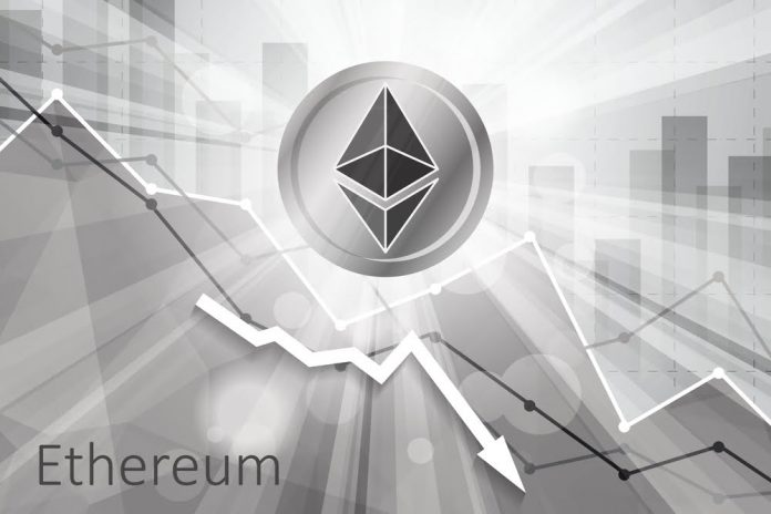 Ethereum Threats Plunging Towards $350 Following Turned Down Spikes