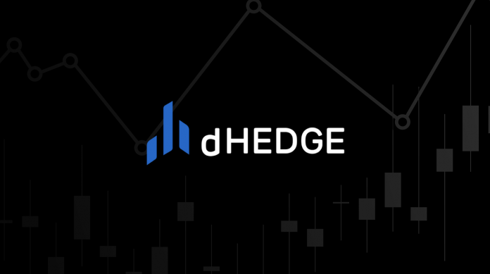 Decentralized Possession Management Procedure dHedge's DHT Token Now Noted on OKEx