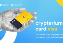 Crypterium Crypto-Fiat Card Now Formally Readily Available on VISA Network