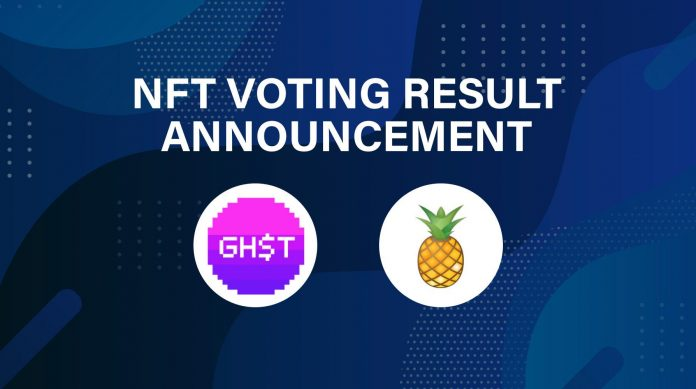 OKEx NFT Ballot Outcomes Out, Meme (MEME) & & Aavegotchi (GHST) Now Noted