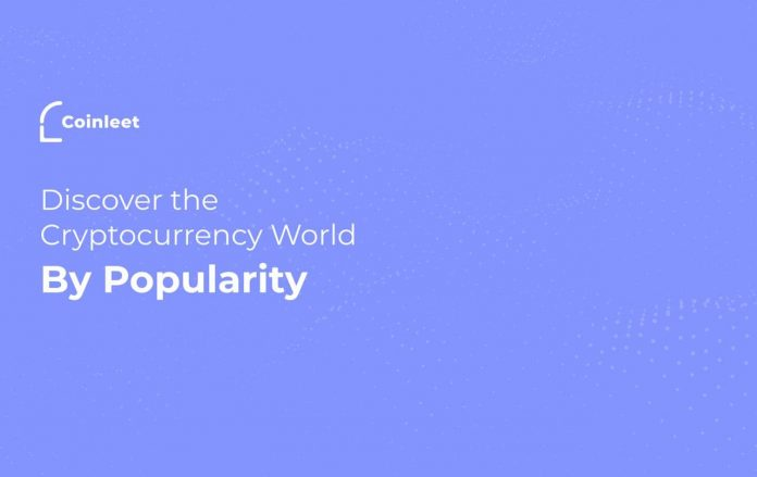 CoinLeet.com– A New Platform Ranking Crypto by Appeal