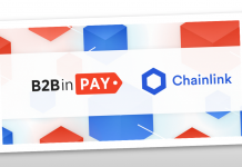 B2BinPay Includes LINK to the List of Readily Available Cryptocurrencies
