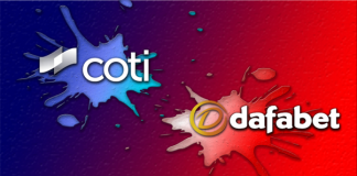 COTI Network Strikes Handle Video Gaming Giant Dafabet