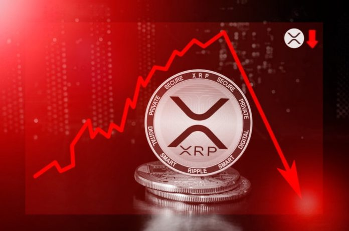 Charted: Ripple (XRP) Topples 25%, Why 100- day SMA Holds The Secret