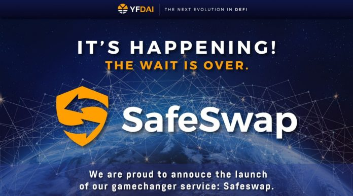 YFDAI Financing on Course to Press DeFi to the Limitation, Beginning with SafeSwap and Launchpad