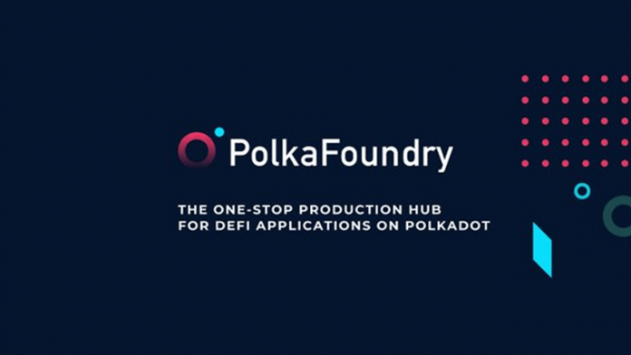 PolkaFoundry is a Remedy for dApp Developers