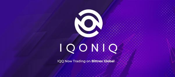 IQONIQ FanEcosystem's IQQ Notes on Bittrex Global