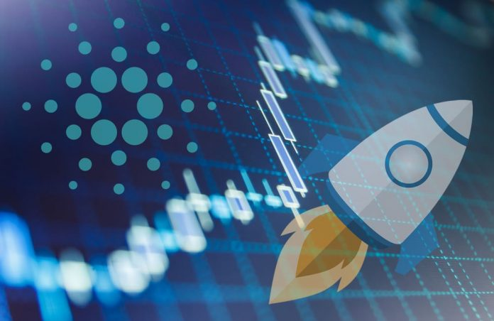 Cardano noted on Coinbase, ADA's rate increases
