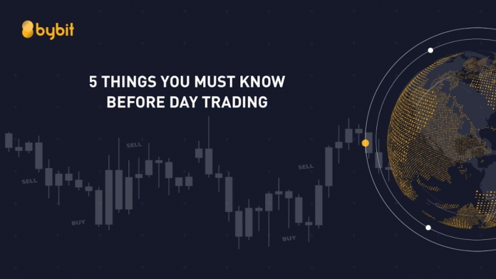 5 Things You Need To Know Prior To Day Trading Crypto