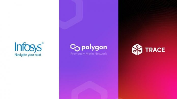 Trace Network Partners With Polygon And Infosys Consulting For Blockchain Transformation