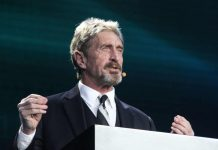 John McAfee's Wildest Prices estimate About Bitcoin And Cryptocurrencies