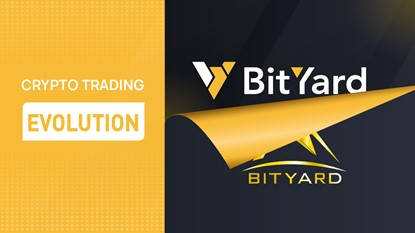 Crypto Exchange Bityard Undertakes Brand Name Refresh With New Logo Design and Motto 'Grow Your Future in the Lawn'